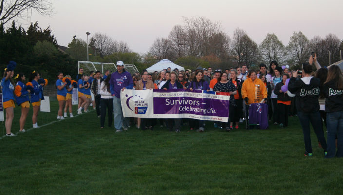 Hofstra Hosts Seventh Annual Relay For lifetime