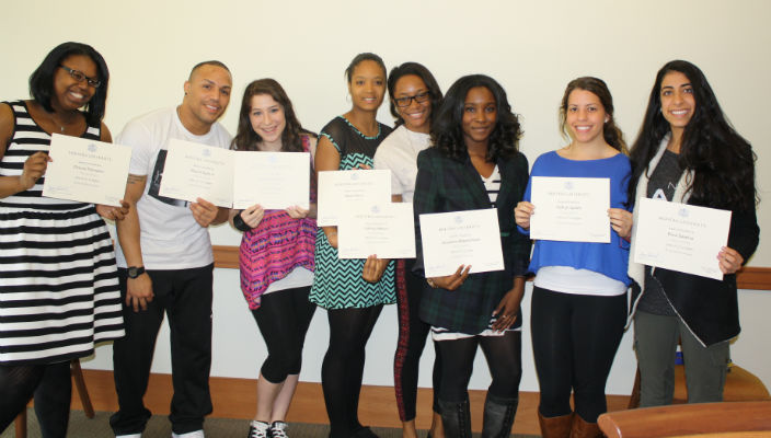 School for University Studies Honors Its Distinguished Students