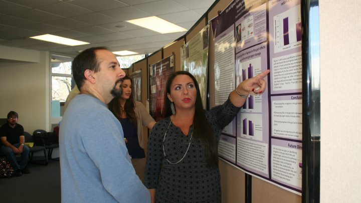 May 8: Undergraduate Research Day