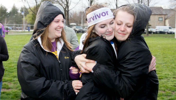 Hofstra Relay For lifetime Raises $83K for Cancer Research