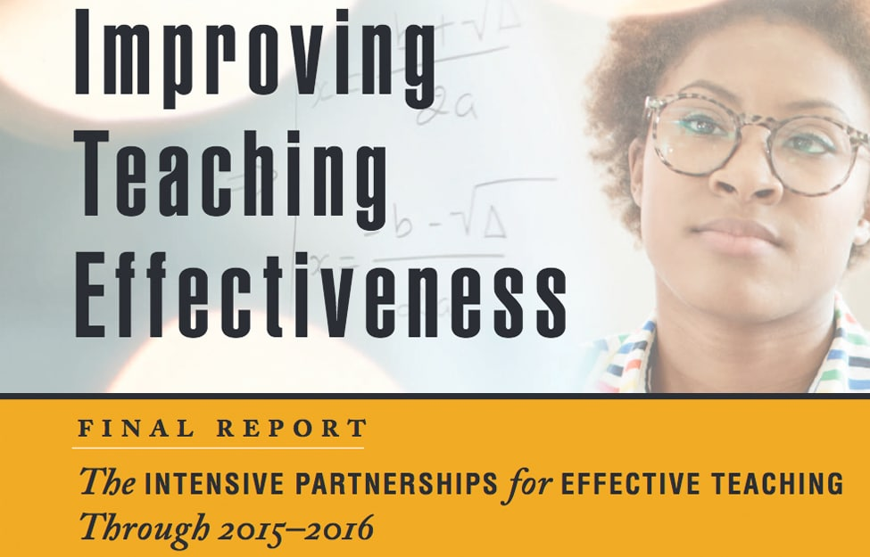 What Have We Learned through the Gates-Funded Teacher Evaluation Reforms?