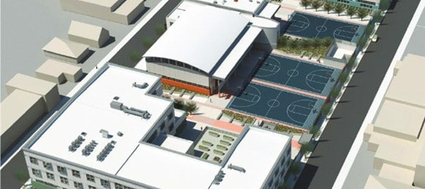 Per year from now, these modern Richmond school campuses are slated to generally be completed