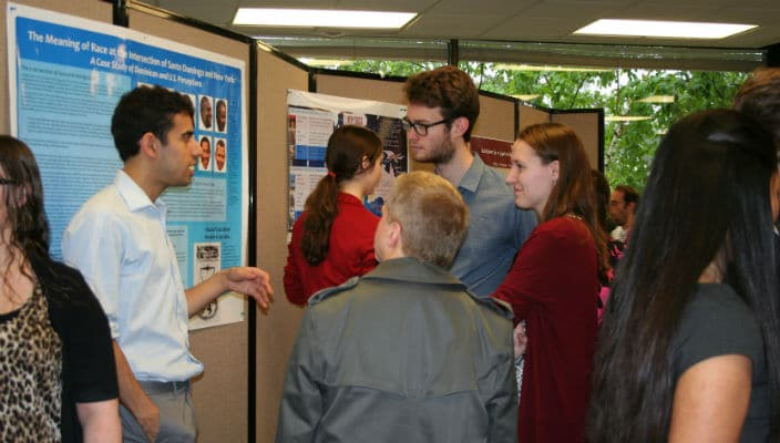 Students Shine at Undergraduate Research Day