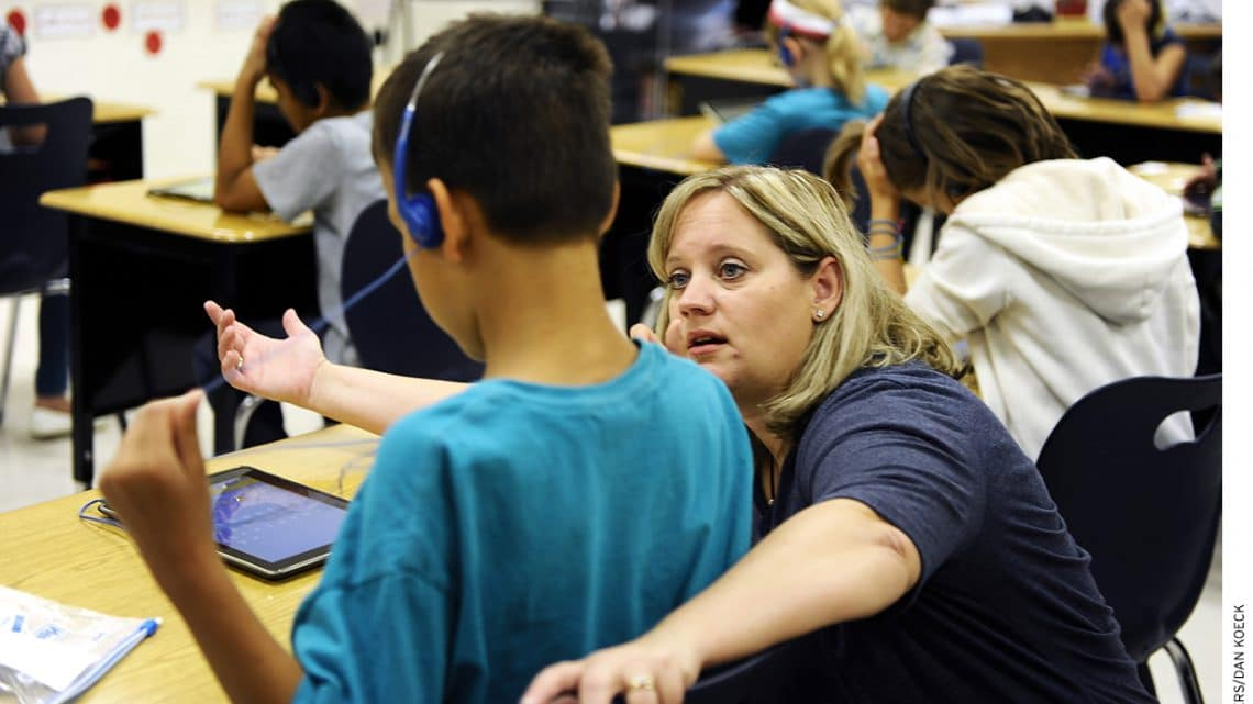 Bed not the culprit Policy Affecting Classroom Instruction?